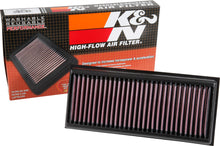 Load image into Gallery viewer, K&N 2016 Mercedes Benz G550 V8-4.0L F/I Replacement Drop In Air Filter