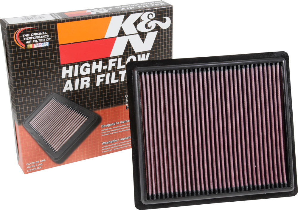 K&N 14-17 Great Wall Haval H2 L4-1.5L F/I Turbo Replacement Drop In Air Filter