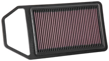 Load image into Gallery viewer, K&N 15-18 Suzuki Baleno L4-1.2L F/I Replacement Drop In Air Filter