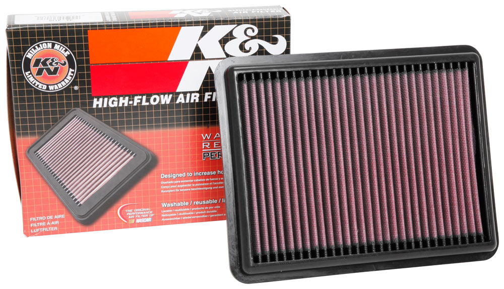 K&N 15-18 Ssangyong Tivoli L4 1.6L F/I Replacement Air Filter