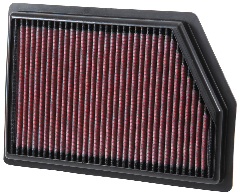 K&N Replacement Panel Air Filter for 2014 Jeep Cherokee 2.4L/3.2L