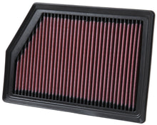 Load image into Gallery viewer, K&N Replacement Panel Air Filter for 2014 Jeep Cherokee 2.4L/3.2L
