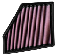 Load image into Gallery viewer, K&N 2016 Chevy Camaro SS 6.2L Drop In Air Filter