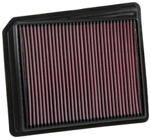 Load image into Gallery viewer, K&N 2017 Nissan Titan V8-5.6L F/I Drop In Replacement Air Filter
