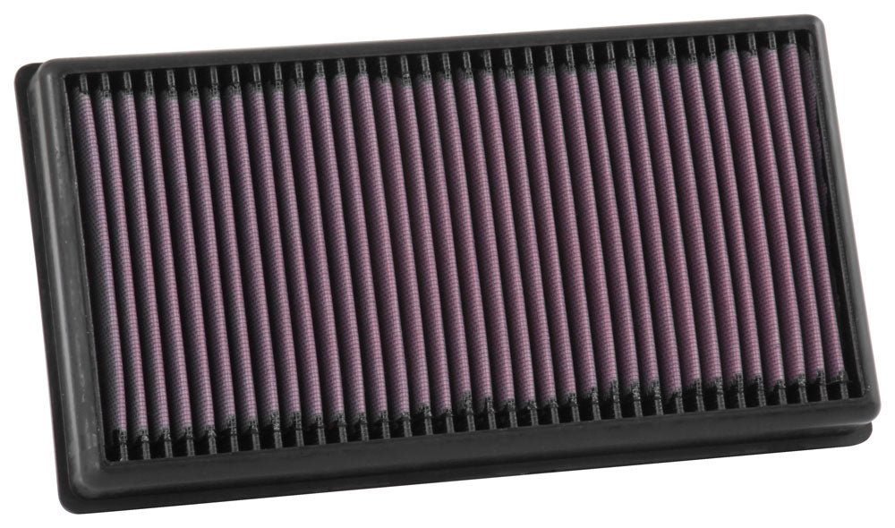 K&N 2018 Volkswagen Atlas 3.6L V6 F/I Replacement Drop In Air Filter