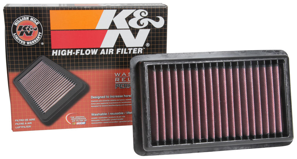 K&N 2018 Honda Clarity Hybrid Plug-In Replacement Drop In Air Filter
