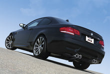 Load image into Gallery viewer, Borla 08-13 BMW M3 Coupe 4.0L 8cyl 6spd/7spd Aggressive ATAK Exhaust (rear section only)