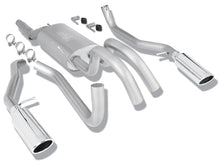 Load image into Gallery viewer, Borla 09 Ford F-150 Stainless Steel Touring Style Catback Exhaust