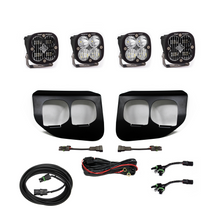 Load image into Gallery viewer, Baja Designs Ford Super Duty (20-On) Fog Lights Dual FPK SAE/Sport DC Baja Designs