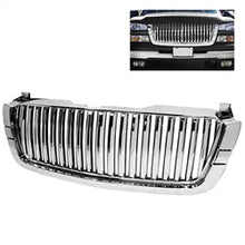 Load image into Gallery viewer, Xtune Chevy Silverado 03-06 Center Only Front Grille Chrome GRI-SP-CS03-CT-C