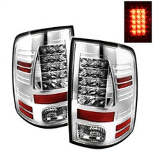 Load image into Gallery viewer, Spyder Dodge Ram 1500 09-14 10-14 LED Tail Lights Incandescent only - Chrm ALT-YD-DRAM09-LED-C