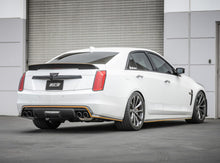 Load image into Gallery viewer, Borla 16-18 Cadillac CTS-V 6.2L V8 2.75in Diameter S Type Catback Exhaust w/ Valves Black Chrome Tip