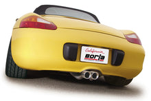 Load image into Gallery viewer, Borla 00-04 Porsche Boxster 3.2L 6cyl MT SS Catback Exhaust