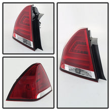 Load image into Gallery viewer, Spyder Chevy Impala 2006-2013 LED Tail Lights Red Clear ALT-YD-CHIP06-LED-RC