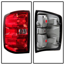 Load image into Gallery viewer, Xtune Chevy Silverado 2014-2016 Driver Side Tail Lights - OEM Left ALT-JH-CS14-OE-L