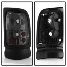 Load image into Gallery viewer, Xtune Dodge Ram 1500/2500/3500 94-01 Euro Style Tail Lights Smoke ALT-ON-DRAM94-SM