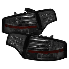 Load image into Gallery viewer, Spyder Audi A4 4Dr 06-08 LED Tail Lights Smoke ALT-YD-AA406-G2-LED-SM