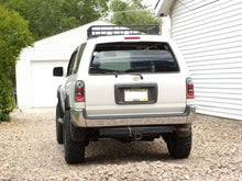 Load image into Gallery viewer, Spyder Toyota 4 Runner 96-02 Euro Style Tail Lights Black ALT-YD-T4R96-BK