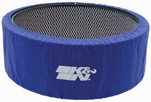 Load image into Gallery viewer, K&N PreCharger Custom Blue Air Filter Wrap