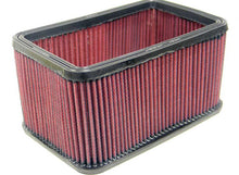 Load image into Gallery viewer, K&N Custom Air Filter - Rectangular - 6.625in O/S Length x 4.25in O/S Width x 3.5in Height