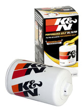 Load image into Gallery viewer, K&N VW/Audi Performance Gold Oil Filter