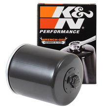 Load image into Gallery viewer, K&N Harley Davidson 3in OD x 4.063in H Oil Filter