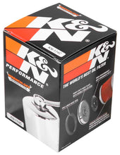 Load image into Gallery viewer, K&N Oil Filter 02-10 Harley Davidson VRSC 3in OD x 3.844in Height