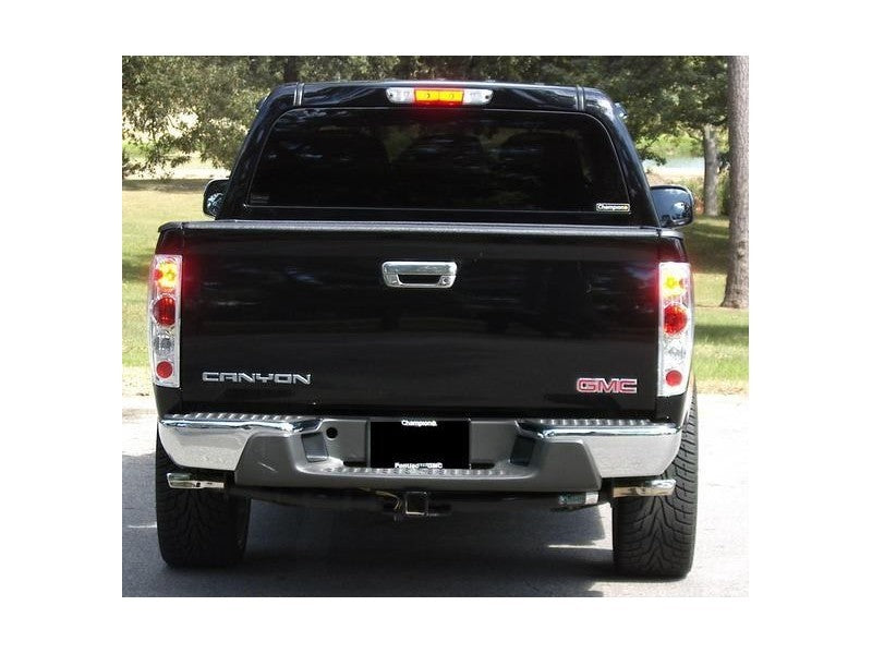 Spyder Chevy Colorado 04-13/GMC Canyon 04-13 Euro Style Tail Lights Chrome ALT-YD-CCO04-C