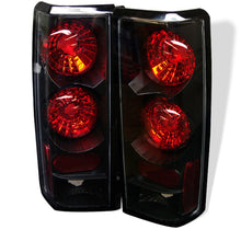 Load image into Gallery viewer, Spyder Chevy Astro/Safari 85-05 Euro Style Tail Lights Black ALT-YD-CAS85-BK