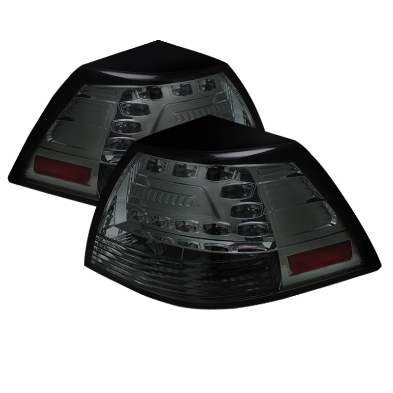 Spyder Pontiac G8 08-09 LED Tail Lights Smke ALT-YD-PG808-LED-SM