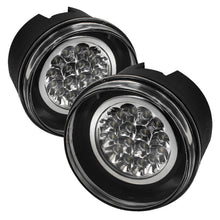 Load image into Gallery viewer, Spyder Jeep Grand Cherokee 05-09/Commander 06-08 LED Fog Lights w/Switch Clear FL-LED-JGC05-C