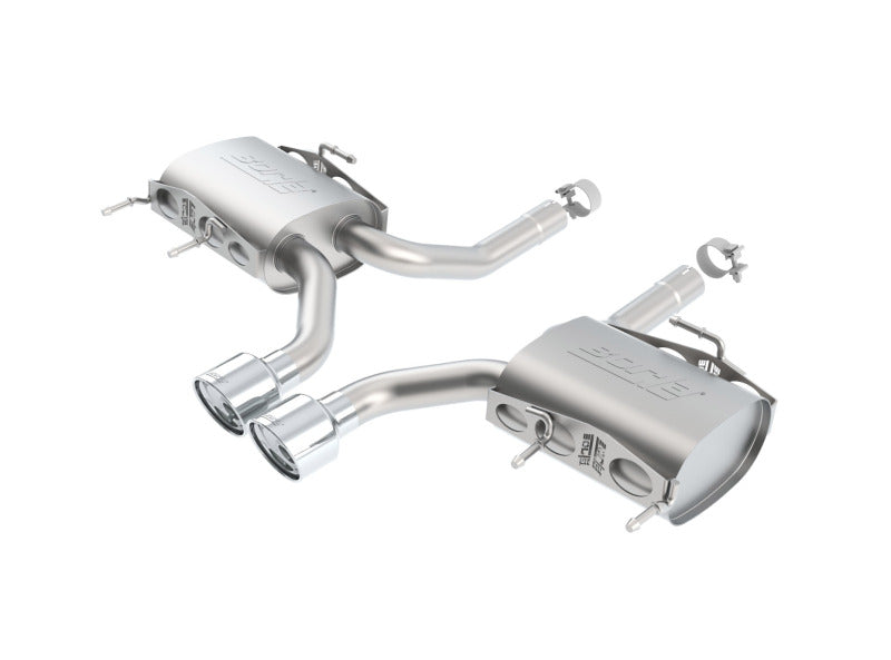 Borla 11-15 Cadillac CTS V Coupe 6.2L 8 cyl SS, S Type Exhaust (rear section only)