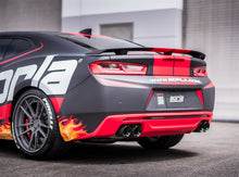 Load image into Gallery viewer, Borla 2016-2017 Chevy Camaro V8 SS AT/MT ATAK Rear Section Exhaust with Dual Mode Valves