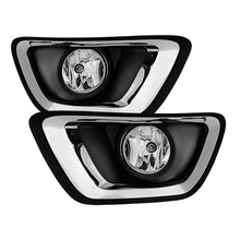 Load image into Gallery viewer, Spyder Chevy Colorado 2015-2017 OEM Fog Lights w/switch - Clear FL-CCOL15-C