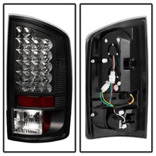 Load image into Gallery viewer, Spyder Dodge Ram 02-06 1500/Ram 2500/3500 03-06 LED Tail Light Black ALT-YD-DRAM02-LED-BK