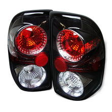 Load image into Gallery viewer, Spyder Dodge Dakota 97-04 Euro Style Tail Lights Black ALT-YD-DDAK97-BK