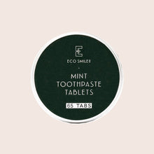 Load image into Gallery viewer, Mint Toothpaste Tablets