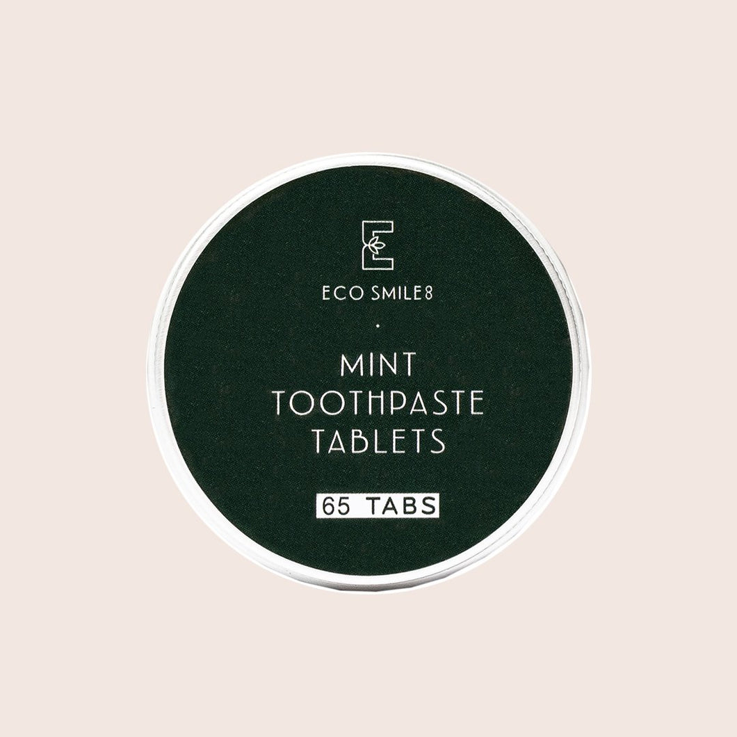 Mint Toothpaste Tablets