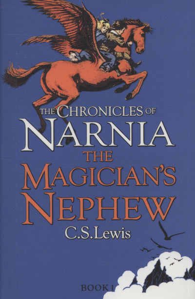 Chronicles Of Narnia Magicians Nephew 1