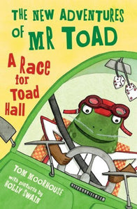 Adventures Mr Toad Race For Toad Hall