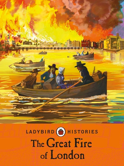 Ladybird Hist Great Fire Of London