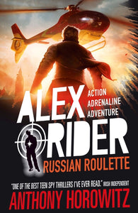 Alex Rider Russian Roulette 15th Anniver
