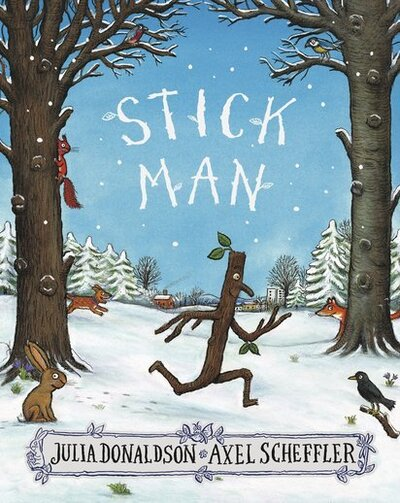 Stick Man New Edition
