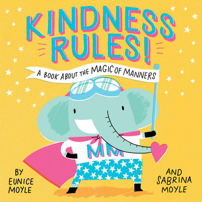 Kindness Rules! (A Hello!Lucky Book)