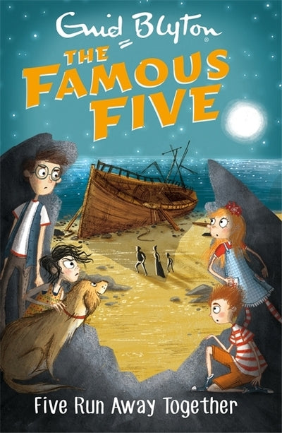 Famous Five Bk 3 Five Run Away Together