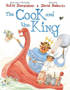 The Cook and the King HB