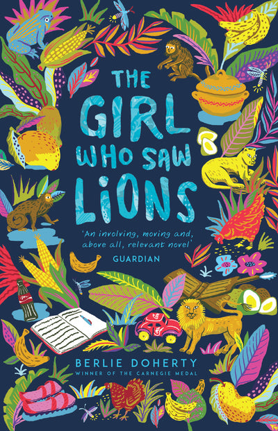 Girl Who Saw Lions