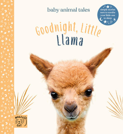 Goodnight, Little Llama