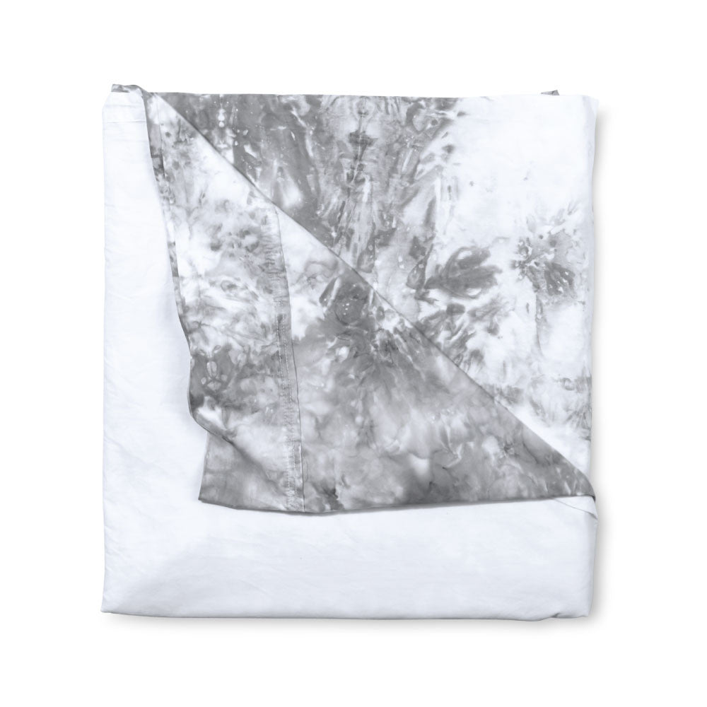 Grey Gradient Mist Bedding