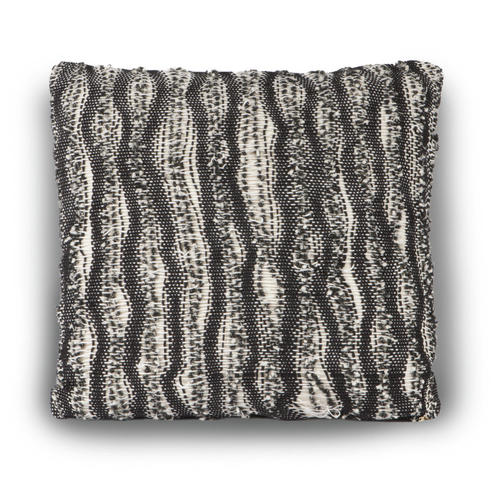 Marble Knit Pillow